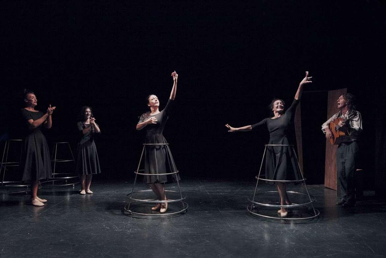 'Genoma B', una versión libre de 'La Casa de Bernarda Alba' en la Sala Trajano de Mérida