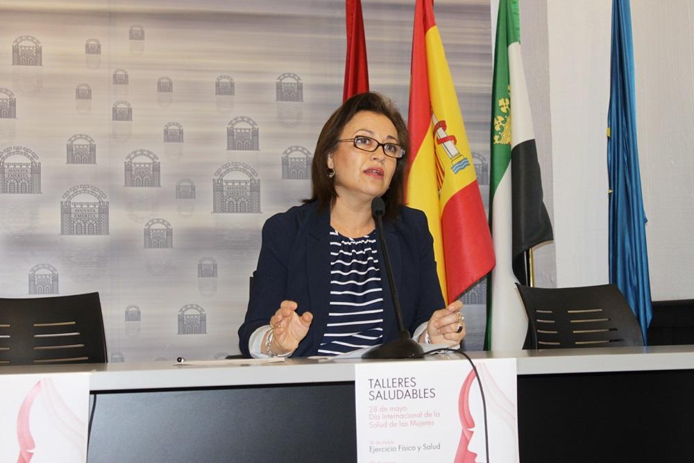 """""""Talleres Saludables"""" con motivo del Día Internacional de la Salud de las Mujeres"""