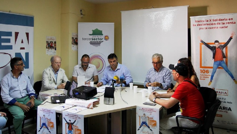 """""""Convencer al 46% de los contribuyentes que aún no marca la """"X Solidaria"""", objetivo de esta campaña"""""""