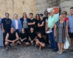 Nueva Ciudad y La Antigua acogerán dos representaciones teatrales el 7 y 8 de julio