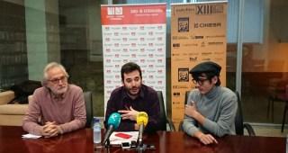 La gala de clausura del XIII Festival de Cine Inédito de Mérida estará protagonizada por la juventud extremeña