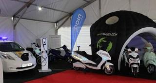 Osuna se compromete a eliminar el impuesto de rodaje de los vehículos eléctricos
