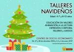 Este viernes 21de diciembre se inician los talleres Navideños en las barriadas de Mérida