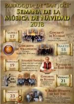 I Semana Musical de Navidad en la Parroquia de San José de Mérida