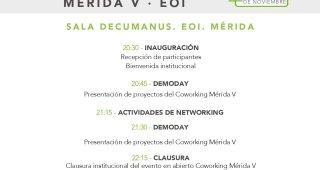 El Demoday dará a conocer los proyectos del Espacio Coworking de la Escuela de Organización Industrial
