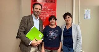 El Ayuntamiento de Mérida incrementará sus actuaciones para mejorar los servicios a las personas con discapacidad auditiva