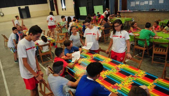 Los Espacios Educativos Saludables emeritenses ofrecen 50 plazas para niños de entre 5 y 12 años