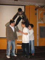 2007 optreden leerlingen 6