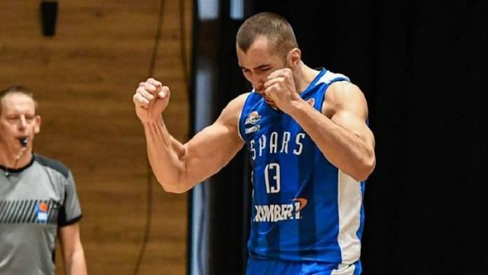 Spars, Pirova pobjeda Sparsa, Studentski centar šampion Druge ABA lige