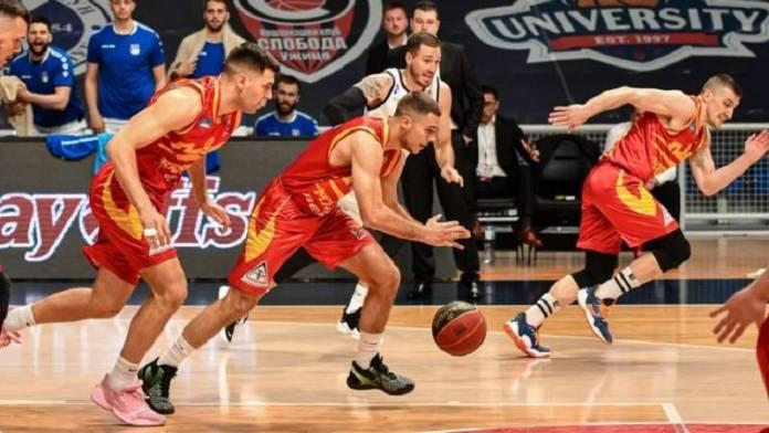 Borac, Borac za nijansu bolji od Podgorice u prvom meču četvrtfinala Druge ABA lige