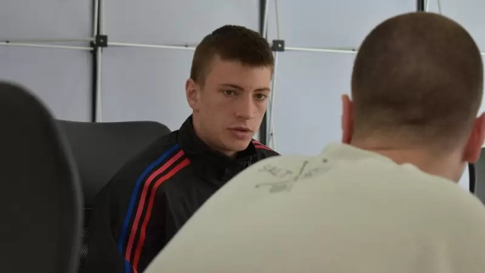 """Gatarić, Aleksa Gatarić za MeridianSportBH: """"Uvijek je bolje kada se sam izboriš za sebe, bitno mi je da dobijem šansu"""""""