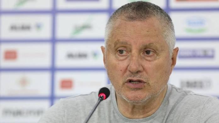 """Ivković, Tomislav Ivković: """"Iskreno sam razočaran, ne osjećam se kao prvi trener"""""""