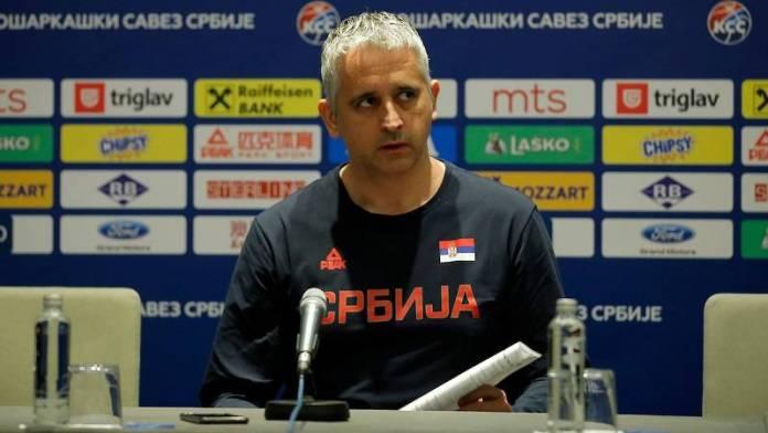 """Kokoškov, Kokoškov: """"Za svojih 30 godina rada nisam imao priliku da vodim ekipu u ovakvim uslovima"""""""