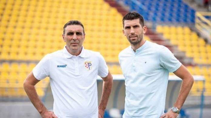 """Balajić, Stipe Balajić za MeridianSportBH: """"Prvi cilj je da Posušje izbori opstanak u ligi"""""""