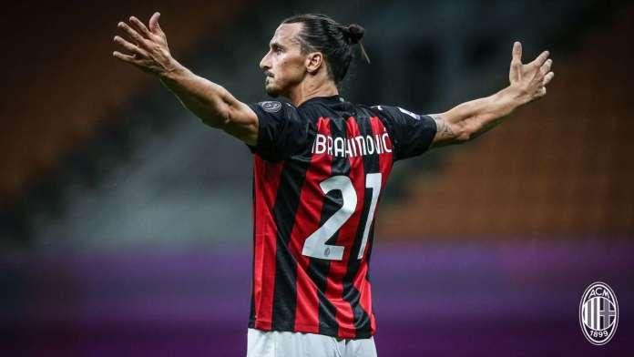 Zlatan Ibrahimović - COVID-19