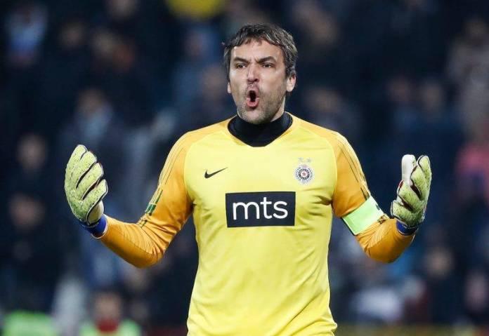 Vladimir Stojković Partizan