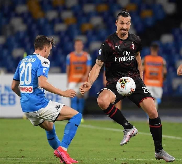 Zlatan je trenutno najdominantniji fudbaler u Italiji