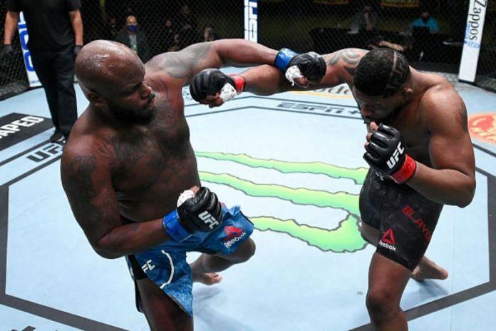 UFC Fight Night 185