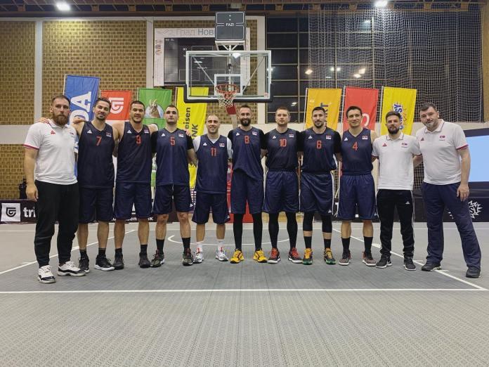 Srpski basketaši