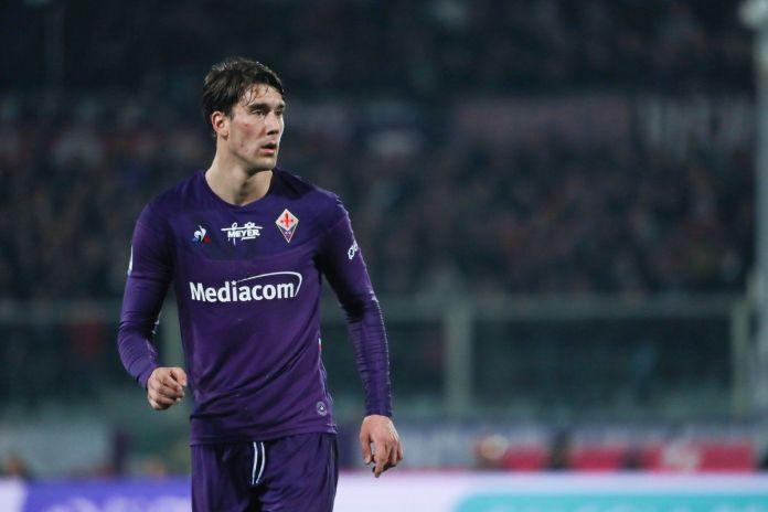 Vlahović Fiorentina