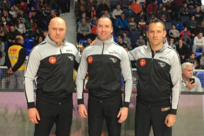 Udruženje košarkaških sudija