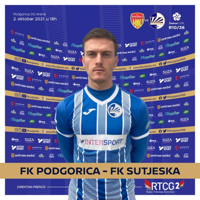 Baru Sutjeska Telekom 1.CFL
