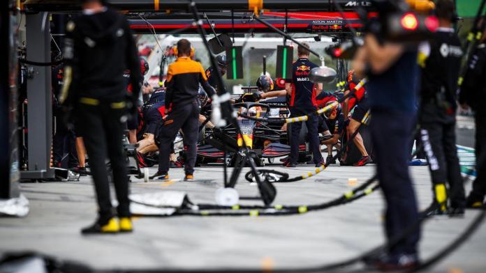 Fórmula 1, PRIMEROS POSITIVOS EN FÓRMULA 1