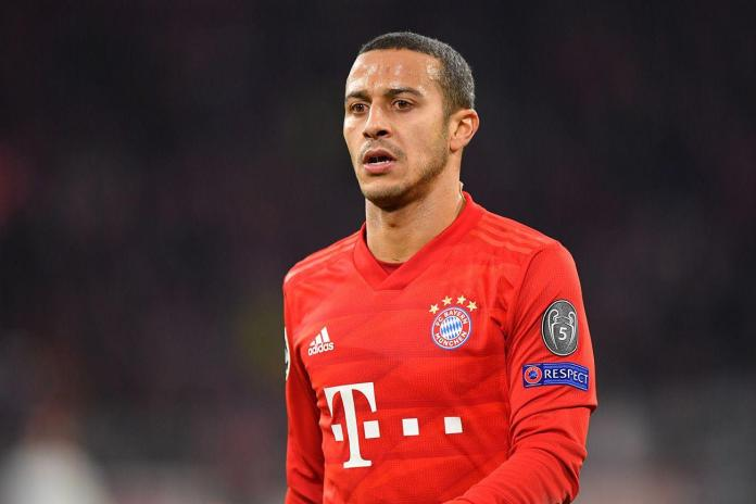Bayern Múnich, BAYERN MÚNICH YA LE PUSO PRECIO A THIAGO