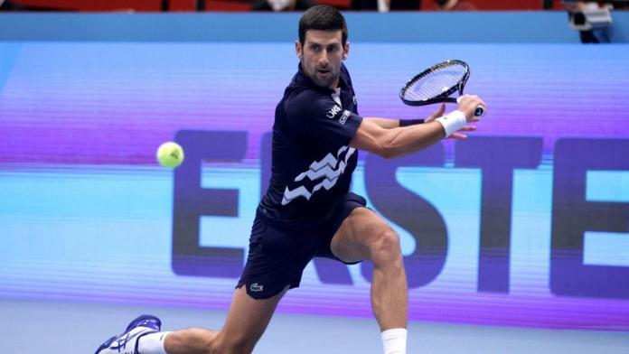 Novak Djokovic, NOVAK DJOKOVIC SIN PROBLEMAS EN VIENA