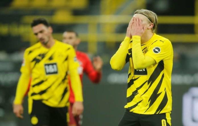 Dortmund, INCREIBLE: SIETE BAJAS EN EL DORTMUND