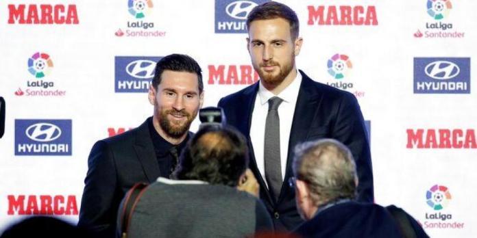 """Messi, MESSI: """"ES UNO DE LOS MEJORES"""""""