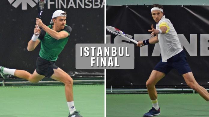 Challenger de Estambul, FINAL FRANCESA EN EL CHALLENGER DE ESTAMBUL