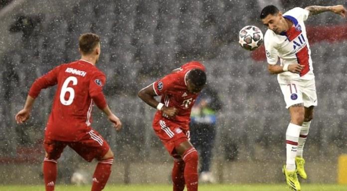 Bayern Munich PSG, PSG TUVO SU REVANCHA CON BAYERN MUNICH