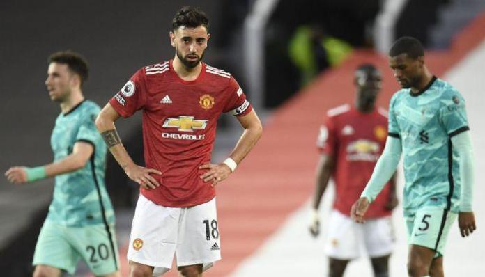 United Liverpool, UNITED NO LEVANTA CABEZA, LIVERPOOL GANA