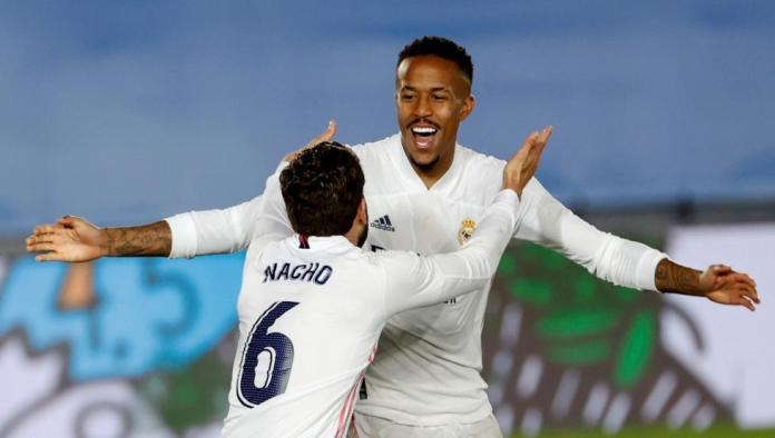 Madrid Osasuna, REAL MADRID GANA, SUMA Y SIGUE EN LA PELEA