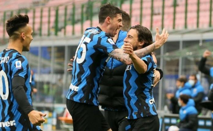 Inter de Milan serie A, INTER DE MILAN SE LLEVA LA SERIE A