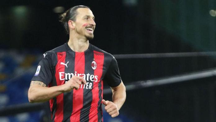 "Zlatan Milan, IBRAHIMOVIC: ""SIEMPRE VOY AL MAXIMO"""