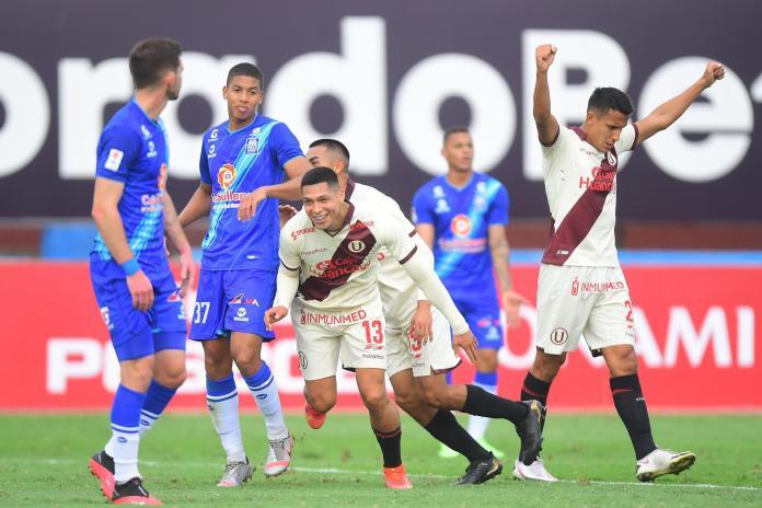 Universitario Alianza Atlético, UNIVERSITARIO RESCATA UN PUNTO ANTE ALIANZA ATLÉTICO