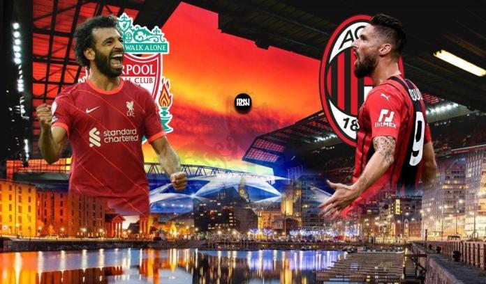 Liverpool Milan, LIVERPOOL RECIBE MAÑANA AL AC MILAN EN UCL