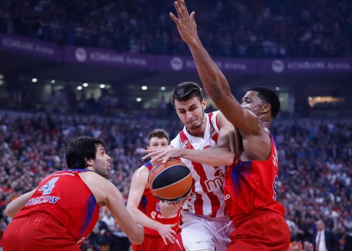 Može li CSKA opet da padne u Areni?