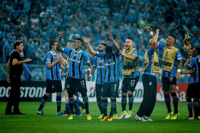 Gremio Kopa Libertadores