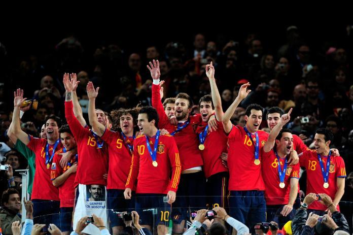 Španija Svetsko prvenstvo