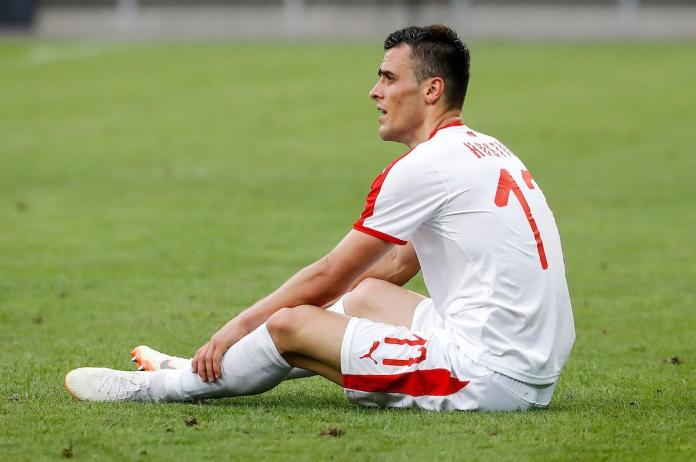 Filip Kostić Srbija