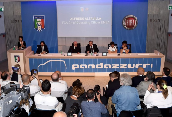 Juventus Ronaldo FIAT