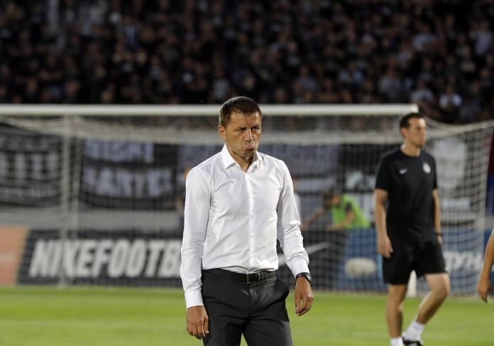 Partizan nije impresionirao