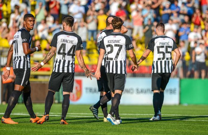 Partizan se trgnuo! Uspešan debi Mirkovića, ponovo Gomeš i Miletić prepolovio prednost