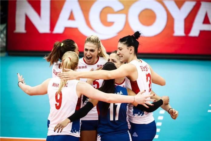 """Odbojkašice Srbije zgazile Meksiko i nastavile perfektan niz na SP: """"Srbija će igrati u finalu!"""""""