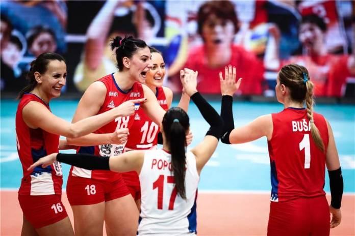 Srbija šampion sveta