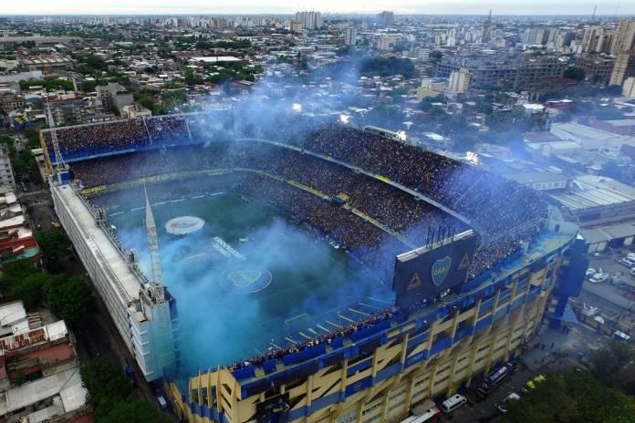 južna amerika- fudbal-argentina
