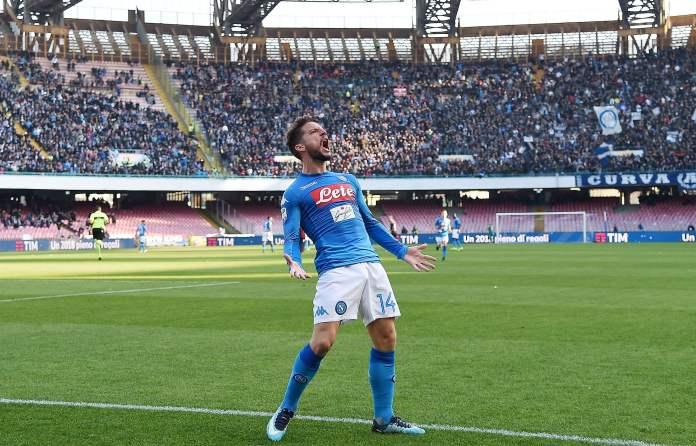 San Paoli, stadion Napolija
